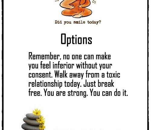 Options lifehacksforhappiness