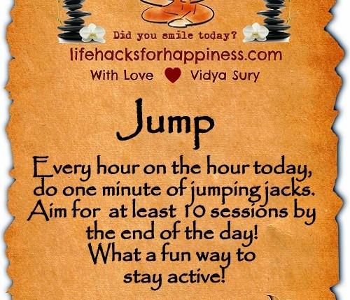 Jump Vidya Sury