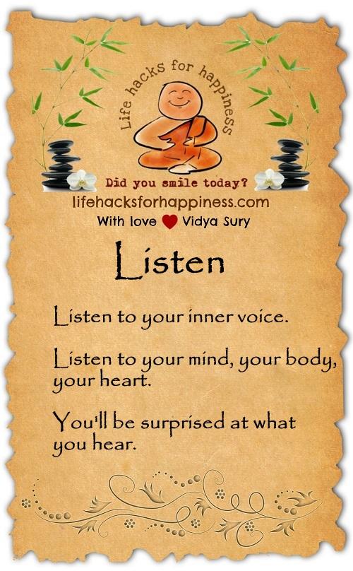 Listen Vidya Sury