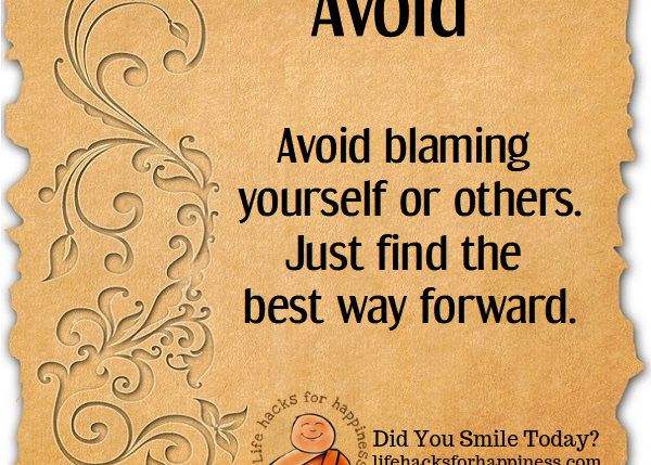 Avoid #lifehacksforhappiness